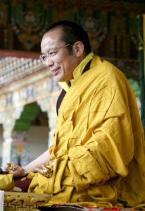 His Eminence The Twelfth Kenting Tai SituPa