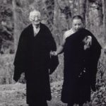 Kalu Rinpoche and Lama Norlha
