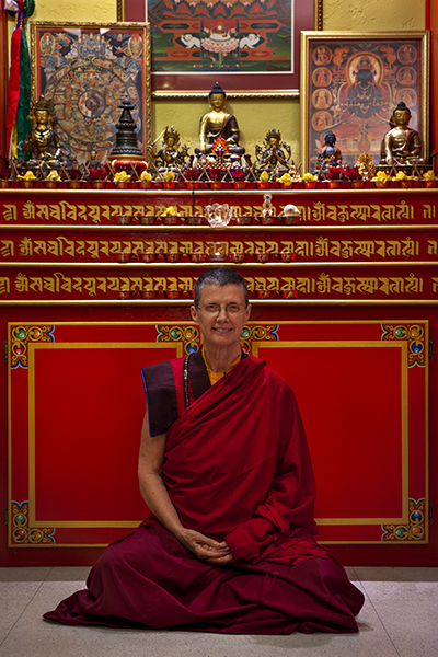 Lama Karma Chotso, Resident Teacher at Open Awareness Buddhist Center