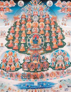 Miami Buddhism Kagyu Refuge Tree