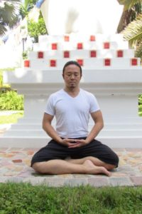 The Wisdom of Inner Silence Shiney Meditation Posture MiamiBuddhism.com Open Awareness Buddhist Center