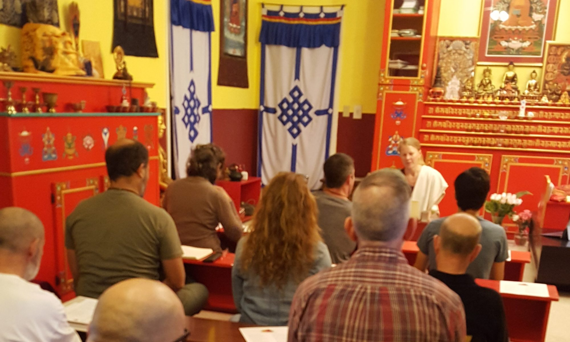 teachings @ Open Awareness Buddhist Center